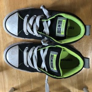 🔴 Converse All Star Size Junior US 1 GUC